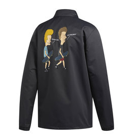 Adidas Adidas Beavis & Butthead Jacket - Black/Multi (size Medium or Large)