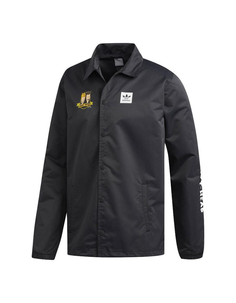 Adidas Adidas Beavis & Butthead Jacket - Black/Multi (size Medium or Large)