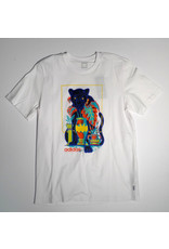 Adidas Adidas Ardmore T-shirt - White/Multco (size Medium or X-Large)