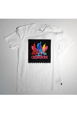 Adidas Adidas Caruthers BB T-shirt - White (size Small)