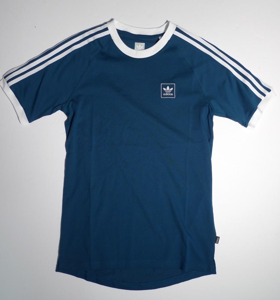 Adidas Adidas Cali BB T-shirt - Legmar/White