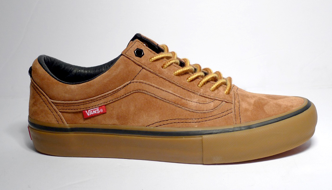 Vans Old Skool Pro - (Anti-Hero) Cardiel/Camel