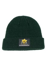 Pyramid Country Pyramid Country Exeter Patch Beanie - Forest Green