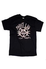 Fancy Lad Fancy Lad Cat Treats T-shirt - Black