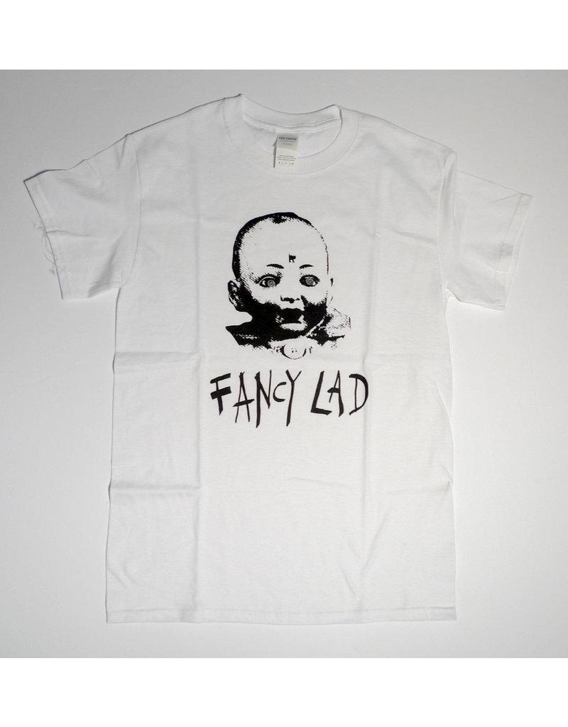 Fancy Lad Fancy Lad Baby Head T-shirt - White