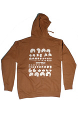 Loophole Wheels Loophole OG Hoodie - Brown