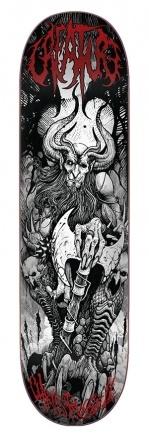 Creature Creature Russel Gate Keeper Deck - 8.5 x 32.25