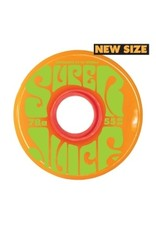 OJ wheels OJ Mini Super Juice Orange 55mm 78a Wheels (set of 4)
