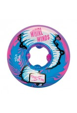 Ricta Ricta Whirlwinds Blue/Pink Swirl 54mm 99a Wheels (set of 4)