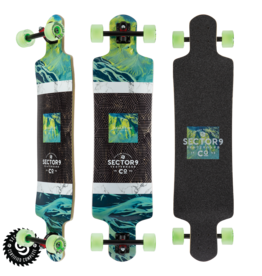 Sector 9 Sector 9 Valley Faultline Complete - 9.75 x 39.5