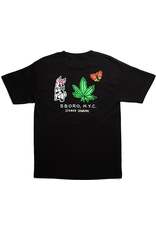 5 Boro 5 Boro Stoned Again T-shirt - Black