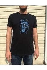 FA skates FA Nonsense No.85 T-shirt - Black