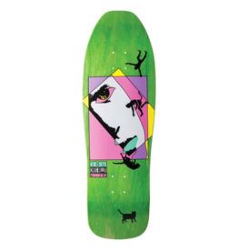 Welcome Welcome Chris Miller Faces on Sugarcane Deck - 10.0 x 31.6