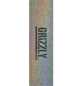 """Grizzly Grizzly 9"""" Rainbow Glitter Perforated Grip Sheet"""