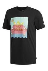 Adidas Adidas Beavis and Butthead T-shirt - Black/Multi