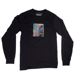 Postcard Postcard Nico Rizzo Oil Painting Longsleeve - T-shirt (Size Small)