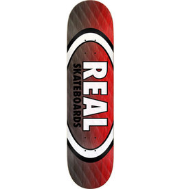 Real Real Team Parallel Fade Oval Deck - 7.75 x 31.25 R1
