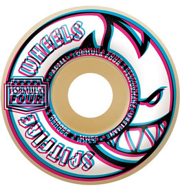 Spitfire Spitfire Formula Four Radials Overlay 53mm 99d Wheels (set of 4)