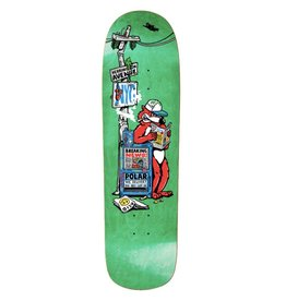 Polar Polar Aaron Herrington Breaking News Deck - (P8) 8.8 x 32.125