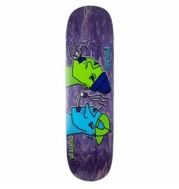 Polar Polar Smoking Heads Deck - (P2) 8.5 x 32.125