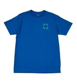 WKND brand WKND Logo T-shirt - Royal (size Medium or X-Large)