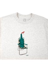 WKND brand WKND Hurts Worst T-shirt - Heather Grey  (size Large)