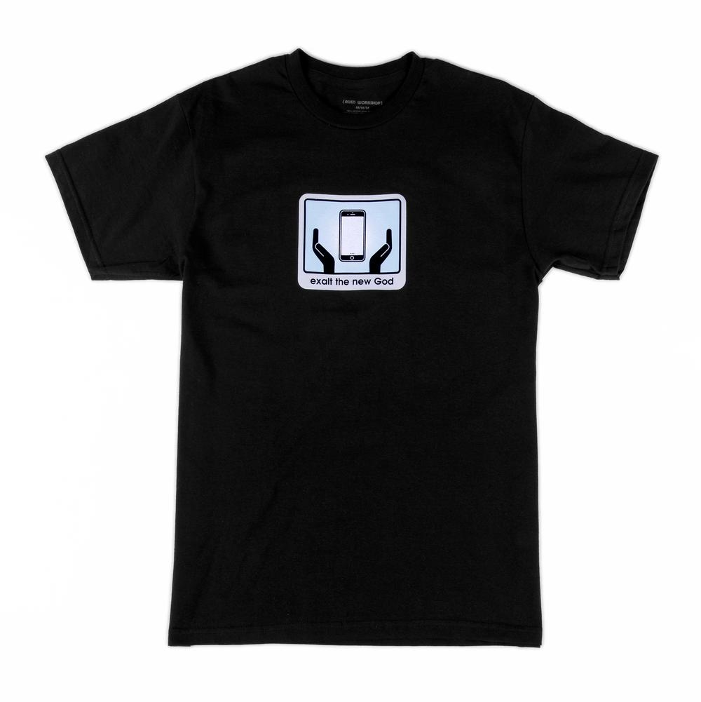 Alien Workshop Alien Workshop Exalt Gen Zen T-shirt - Black (size Medium)