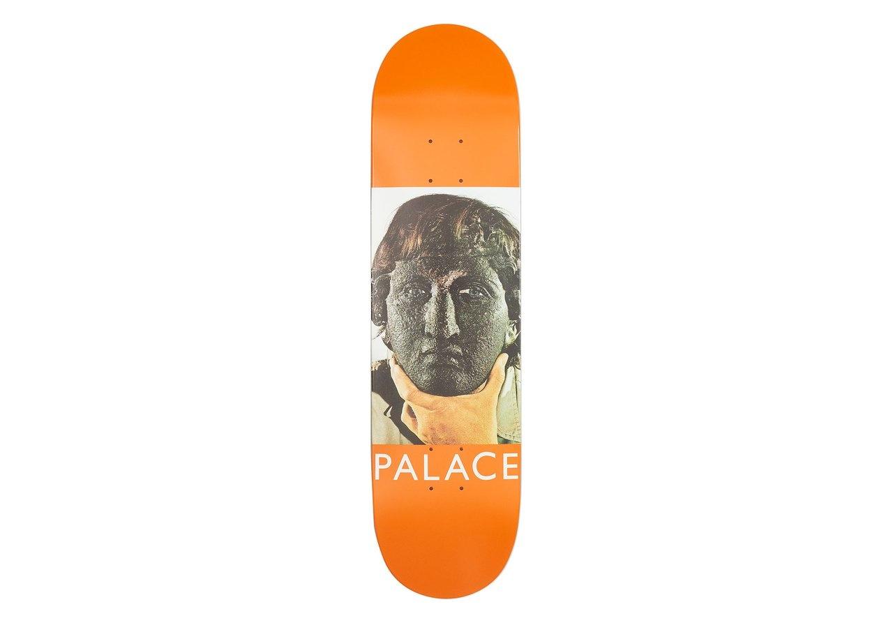 Palace Palace Nicked Deck - 8.1