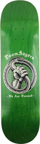 Doom Sayers Doom Sayers Team Infinity Snake Deck - 8.5