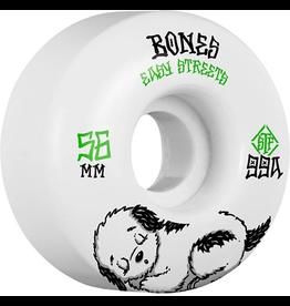 Bones Wheels Bones STF Rest Easy Fatties 56mm 99a Wheels (set of 4)