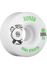 Bones Wheels Bones STF Easy Money Standards 54mm 99a Wheels (set of 4)