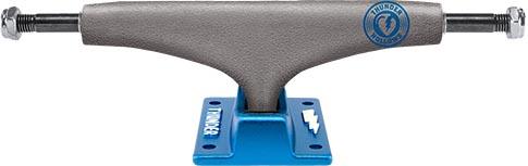 Thunder Thunder 148 Foundry Hollow Lights Raw/Blue Trucks (set of 2)