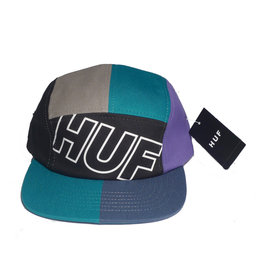 Huf Worldwide Huf Vista Volley Hat - Black