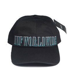 Huf Worldwide Huf Shadow Serif CV Hat - Black