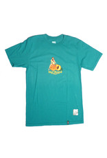 Huf Worldwide Huf Forbidden Fruit T-shirt - Biscay Bay