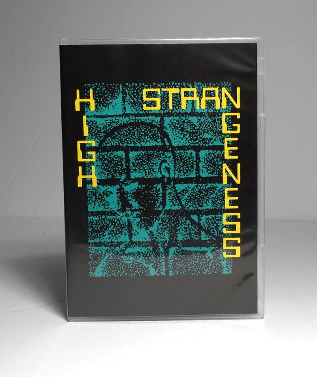 High Strangeness - DVD (by Patrick Forster)