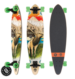 Sector 9 Sector 9 Stag Swift Complete 8.5 x 34.5