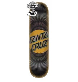 Santa Cruz Santa Cruz Vertigo Ray Dot Wide Tip Deck - 8.5 x 32.3