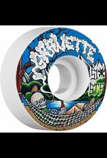 Bones Wheels Bones STF Gravetter Outdoorsman Locks 51mm 103a Wheels (set of 4)