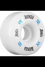 Bones Wheels Bones 100s OG #12 V4 53mm Wheels (set of 4)