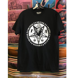 FA skates FA War in the Midwest T-shirt - Black (size Small)