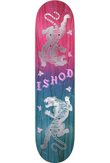 Real Real Ishod Cat Scratch Twin Tail Limited Deck - 8.38 x 31.9