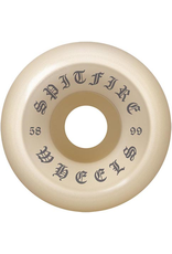 Spitfire Spitfire OG Classic 58mm 99d Wheels (Set of 4)