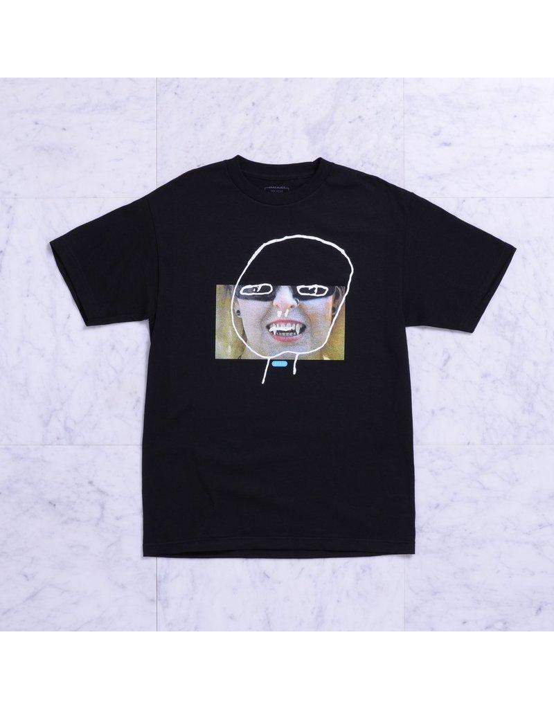 Quasi Quasi Vamp T-shirt - black (size Large)