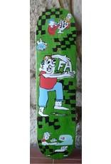 "FA skates FA Skates x Cowply ""Field Day"" Deck"