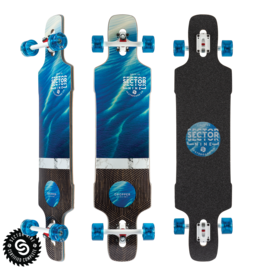 Sector 9 Sector 9 Shallows Dropper Complete - 41.0 x 9.625