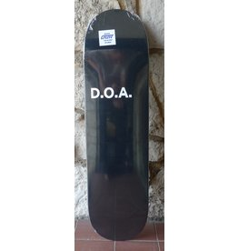 Dead On Arrival D.O.A. Skypager Black Deck - 8.25 (Flat as Fuck)