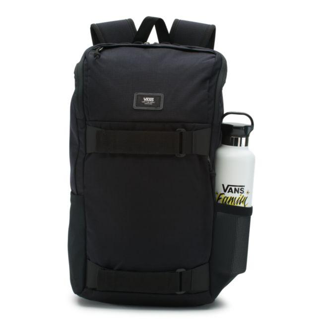 d7e07929c899 Vans Obstacle Skatepac Backpack - Black