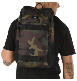 Vans Vans Obstacle Skatepac Backpack - Classic Camo