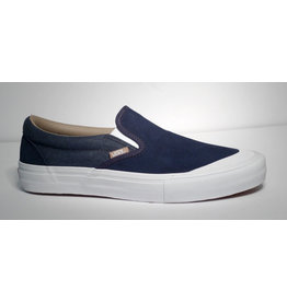 Vans Vans Slip On Pro - (Twill) Dress Blue/Portabella
